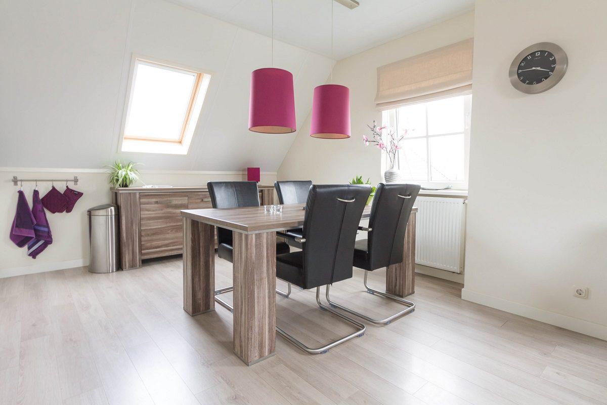 NagtegaalFoto - vakantieappartement Ameland Nes luxe Olivier keuken
